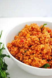 comment cuisiner le boulgour pilaf de boulgour aux tomates et poivrons savormania