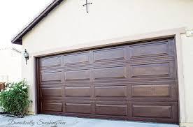 metal garage doors that look like wood in luxurius decorating home