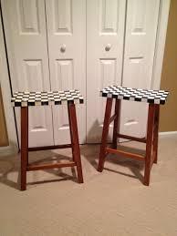 rush seat bar stools to make saddle seat bar stool u2013 laluz nyc