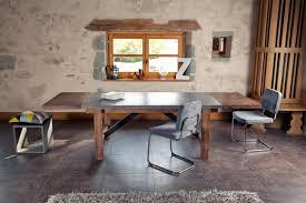 modern u0026 chic concrete dining table furniture maison