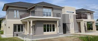 Bungalow House Designs House Construction In Brunei Altic Overlook Design Modern