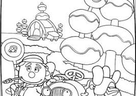 engie benjy coloring pages coloring4free