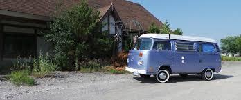old volkswagen hippie van retro glory road tripping in a 1976 volkswagen camper van