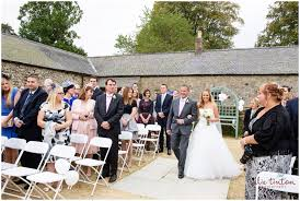 wedding arch edinburgh wedderburn castle barns wedding borders scotland outdoor