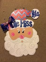 hotty toddy ole miss wreath on etsy 35 00 crafts