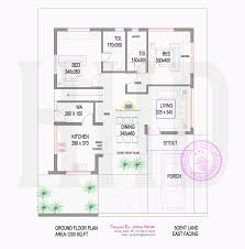house plan ground floor this can built in cents of land kerala