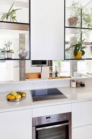 wonderful kitchen ideas furnished with white cabinet and