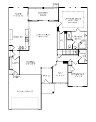 one story open house plans open floor plans one story adhome