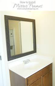 How To Install A Bathroom Sink And Vanity by Bathroom Bathroom Sink Vanity With Mirrormate And Wall Sconces
