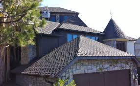 exterior design exciting gaf timberline shingles for inspiring exciting versetta stone with dark garage door and gaf timberline shingles for exterior home design