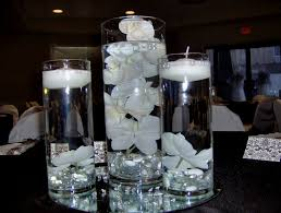 unique wedding centerpiece ideas without flowers decorating of party