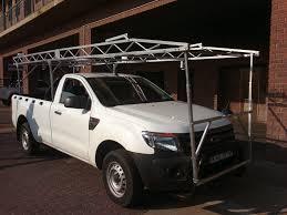 Ford Ranger Truck Tent - bakkie racks galvanized steel lifetime guarantee