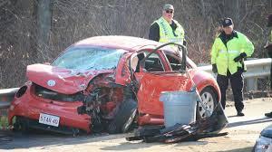 1 dead in 3 vehicle crash in raynham mass necn