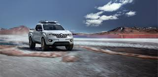 renault rally 2016 renault alaskan will be sold everywhere except alaska