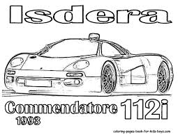 need for speed coloring pages kids coloring