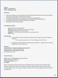 how to write a resume format for freshers