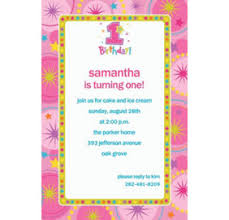 custom one derful 1st birthday invitations u0026 thank you notes