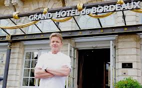 cauchemar en cuisine gordon ramsey gordon ramsay goes to with tv chef telegraph