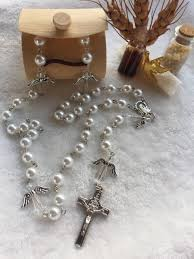 wedding gift japan japan pearl rosary baptism favors communion favors wedding gift