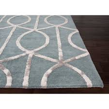 Teal And Gray Area Rug by Jaipur City Seattle Blue Gray Ct35 Area Rug Free Shipping