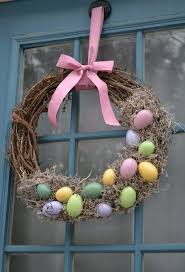 Easter Decorations Using Twigs by 15 Diy Handmade Easter Wreaths Easter Wreaths And Creative