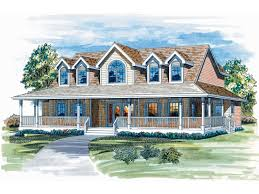 farmhouse with wrap around porch farran luxury farmhouse plan 062d 0250 house plans and more