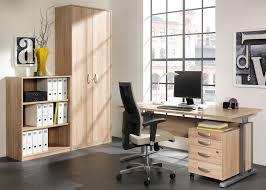 U Schreibtisch Wellemöbel Jobexpress Winkelschreibtisch Kombination Wildeiche U