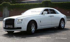 roll royce phantom white rolls royce ghost spotted again this time in white