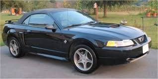 Black Mustang Gt Convertible For Sale 1999 Ford Mustang Gt Convertible 35th Anniversary Edition Car