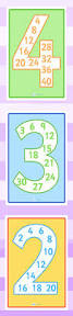 amazing number of free worksheets some plain and some cute math