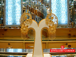full kan earing or jhumko u0027s jewellery garden pvt ltd pinterest