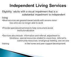 Blind Support Services Dars Division For Blind Services Program Information Ppt Download
