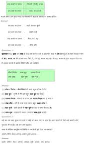 solutions for class 7th hindi chapter 14 ख नप न क