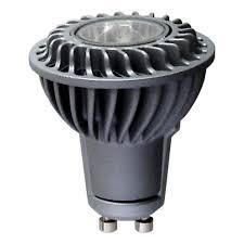 shop ge 5 watt 25w gu10 base bright white indoor led flood light