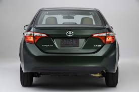 2013 toyota corolla reviews and toyota corolla le eco usa version 2013 mad 4 wheels