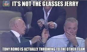 Jerry Jones Memes - nfl memes on twitter jerry jones glasses cleaner has cleaned