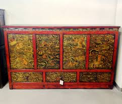 credenza tibetana latitudini mobili credenze e madie da cina tibet e mongolia