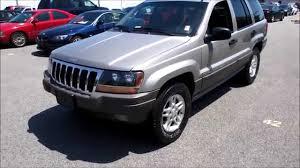 2002 jeep grand 2002 jeep grand laredo walkaround start up tour and