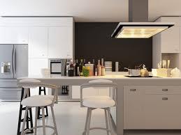 chaise pour ilot de cuisine 52 idées design de tabouret de cuisine pour aménager un bar ou un