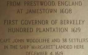 berkeley plantation america s thanksgiving christian