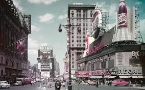 in photos new york city in the 1950s travel leisure