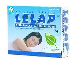 Obat Lelap lelap obat susah tidur manfaat dosis efek sing dan harga