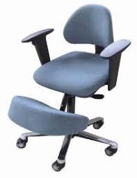 siege assis genou siege assis genoux tibias ergonomique avec dossier