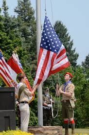 Eagle Scout Flag Boy Scout Photo Sightings Susan Montgomery Photos