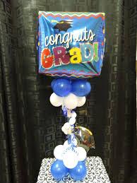 balloon arrangements for graduation graduation balloons nwiballoons