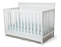 Baby Cribs Convert Full Size Bed by Amazon Com Delta Children Princeton 4 In 1 Crib White Baby