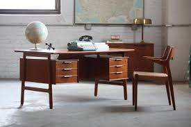 Mid Century Office Furniture by Chic Inspiration Mid Century Office Desk Stylish Decoration Mid