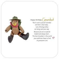happy birthday grandad wishes to write grandads card