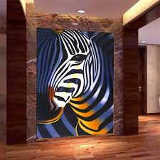 beibehang 3d photo wall paper restaurant corridor bedroom color