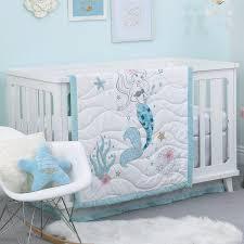aqua baby bedding aqua crib bedding carousel designs